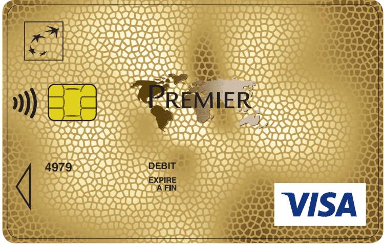 Carte Visa Premier BNP Paribas : carte à choisir