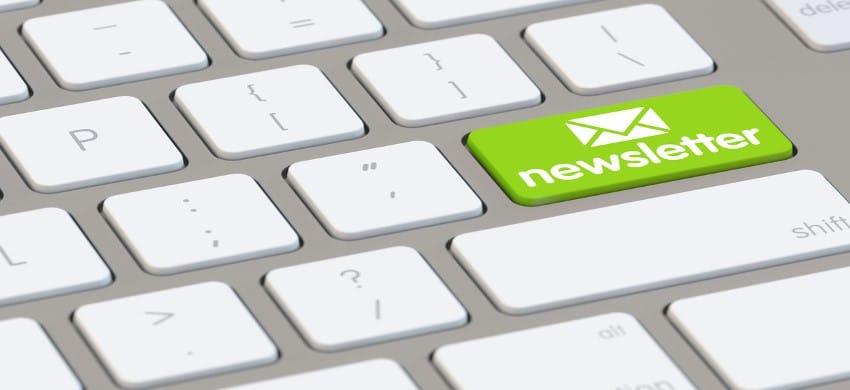 Newsletter : information banque en ligne et néobanque