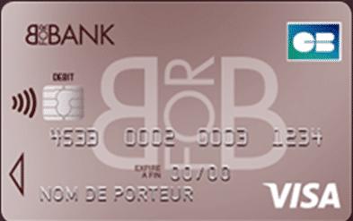Carte inifinite BforBank