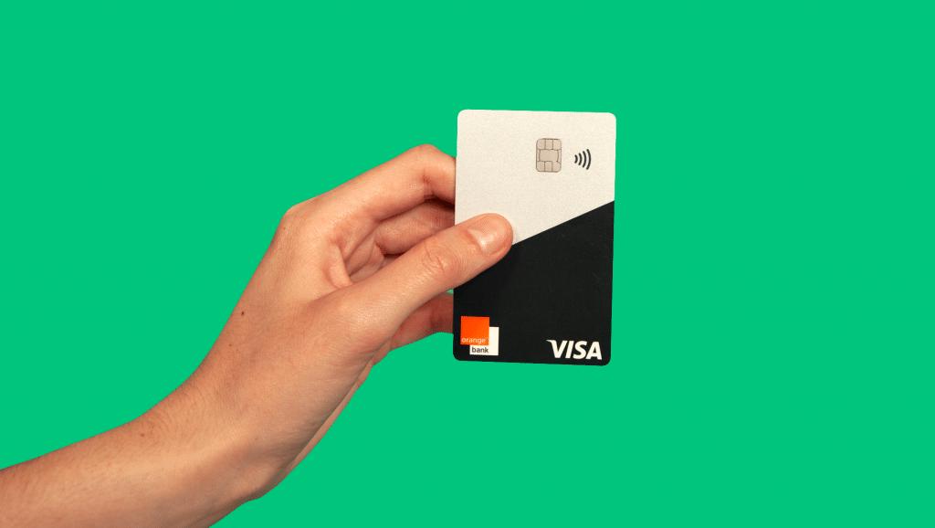 Carte Premium Orange Bank. Ouverture de compte courant sans conditions de revenus
