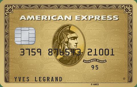 Carte américan Express BNp Paribas