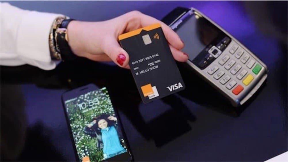 Carte VIsa Classic Orange Bank : carte gratuite sans conditions de revenus , ouverture de compte gratuite