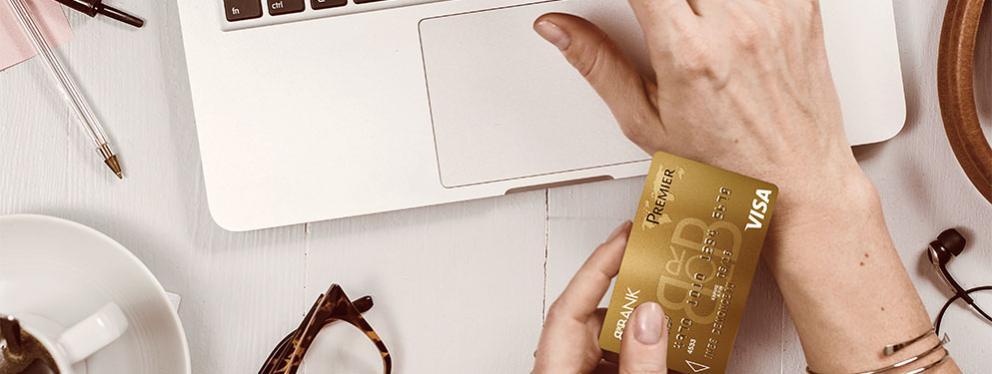 Carte bancaire sans frais Visa Premier : BforBank