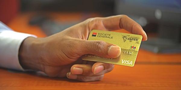 Carte visa Société Générale : CB gold premier
