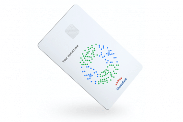 Card Google:prototype de la carte bancaire Google