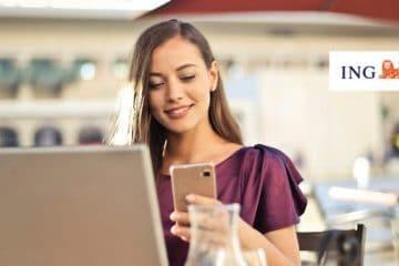 Ing Direct compte en ligne avec des services CB gratuits