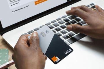 Carte bancaire Orange Bank : les CB à choisir visa Classi ou Visa premium .
