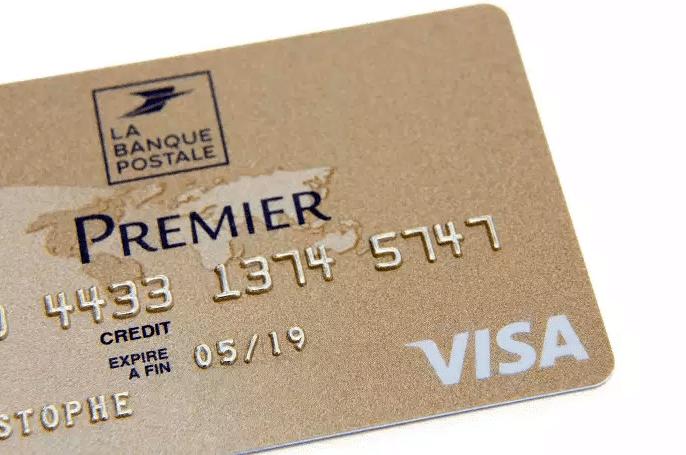Banque postale compte Pro: carte bancaire pour professionnel
