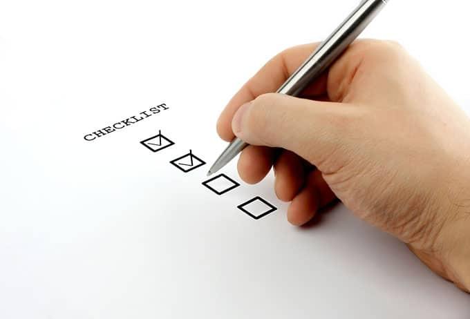checklist des pièces à fournir pour un prêt à la Banque Postale