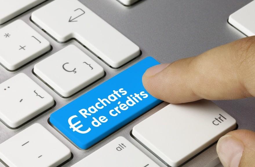 Rachat de crédit à la consommation en ligne