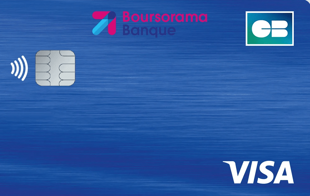 Carte Bancaire Welcome Boursorma sans frais en ligne