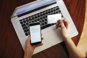 Chéquier avec banque en ligne