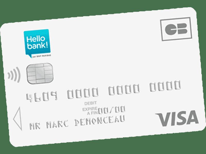 Ouvrir gratuitement le cmpte bancaire Hello One d'Hello Bank